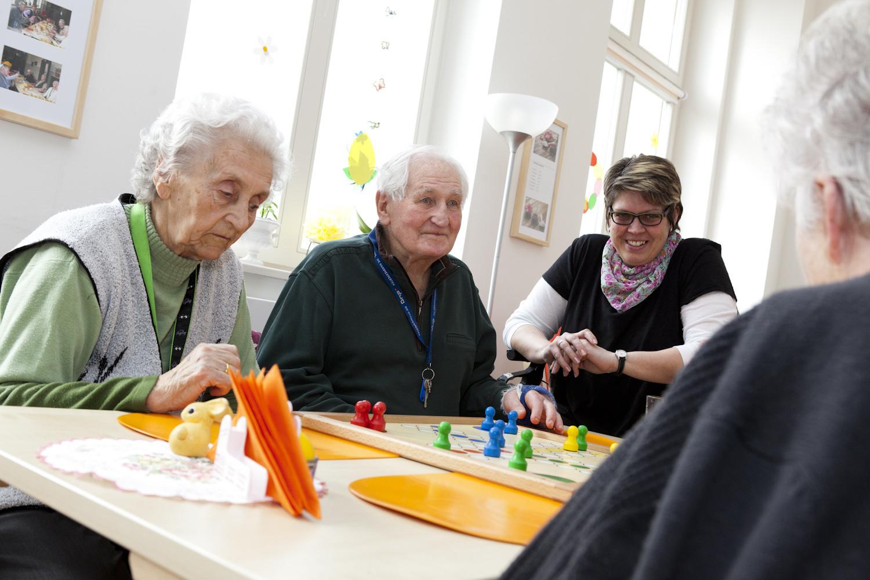 Ambulant Betreute Wohngemeinschaften Für Senioren