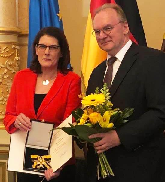 Blumen vom Minister.JPG